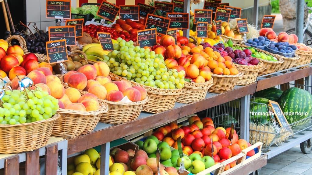 Frutta (Immagine di repertorio)