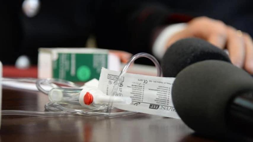 I pazienti uccisi da una dose eccessiva di eparina