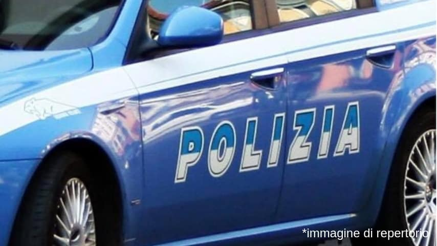 I tre presunti aggressori sono stati arrestati l'8 marzo dalla polizia di Stato. Immagine di repertorio