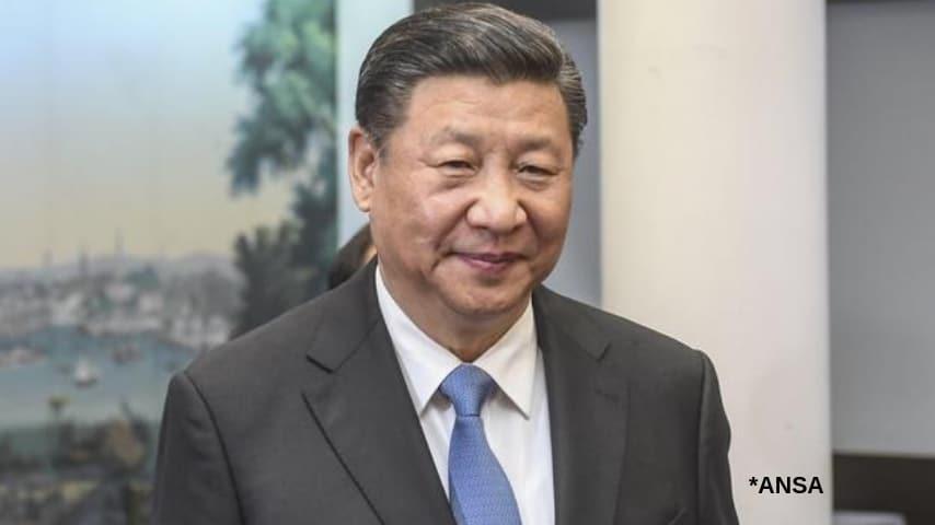 Il presidente cinese Xi Jinping (Foto ANSA)