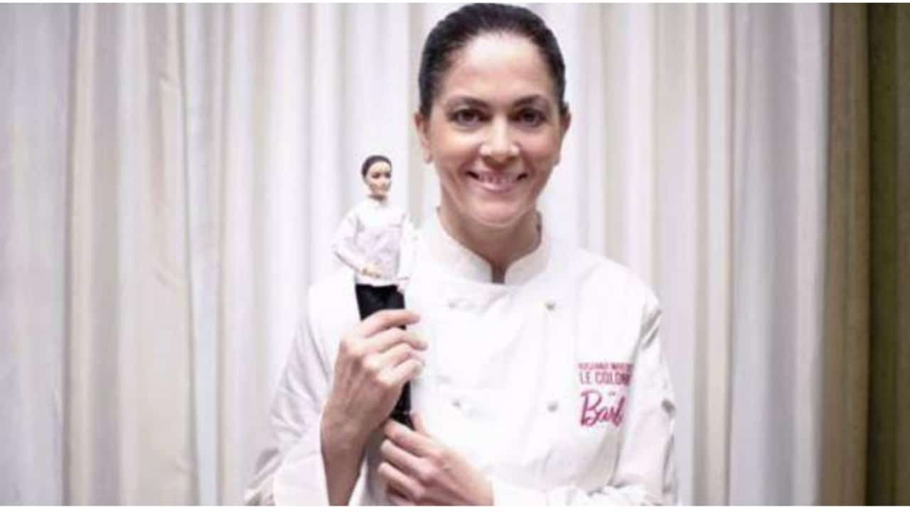 La chef Marziale