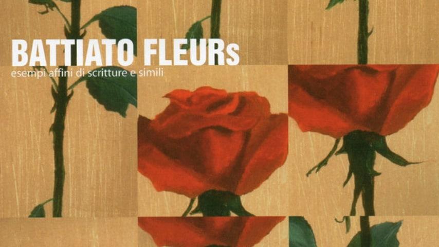 """La copertina dell'album che riprende un particolare del dipinto di Battiato """"Derviscio Con Rosa"""". Fonte: Franco Battiato/Facebook"""