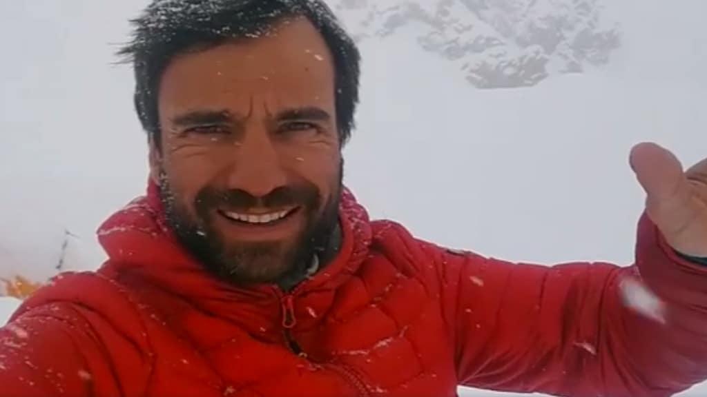 L'ultimo video di Daniele Nardi dal Nanga Parbat