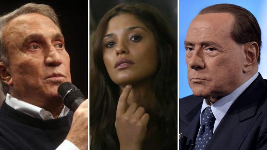 Morte Imane Fadil: Emilio Fede e Silvio Berlusconi rompono il silenzio