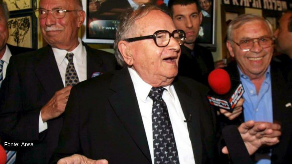 Morto Rafi Eitan, l'uomo che ha catturato Eichmann