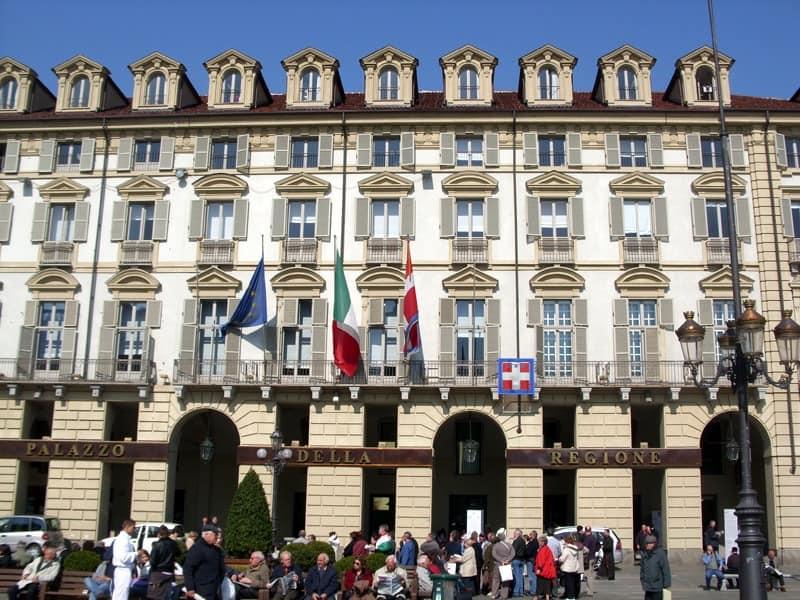 Palazzo Regione Torino