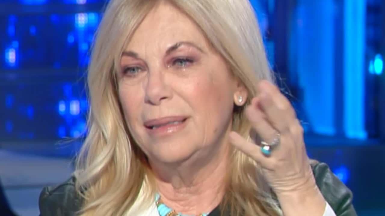 Rita Dalla Chiesa ricorda Fabrizio Frizzi