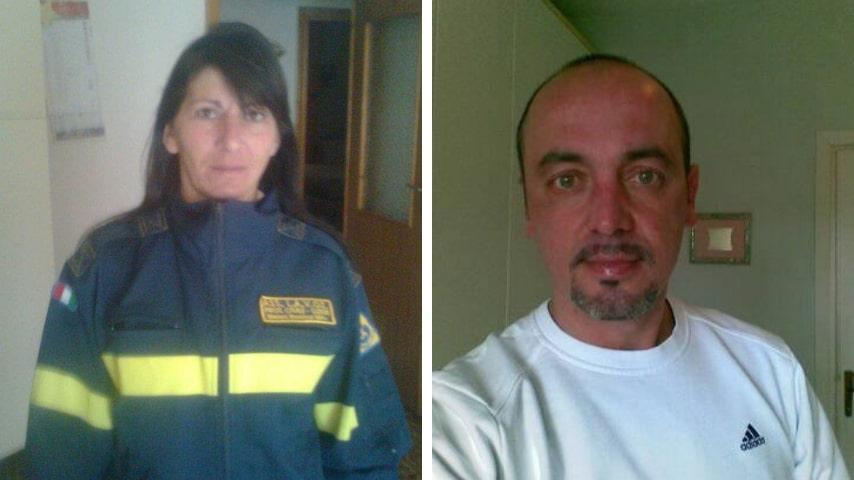 Romina Meloni e il nuovo compagno Gabriele Fois. Immagine: Romina Meloni, Gabriele Fois/Facebook
