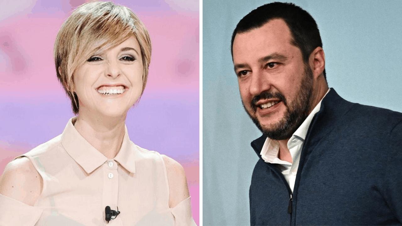 Salvini tweet Nadia Toffa