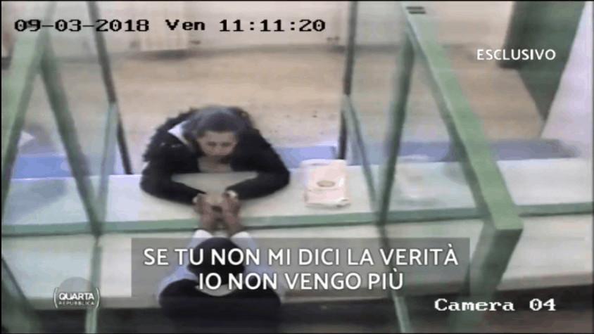 innocent oseghale michela carcere