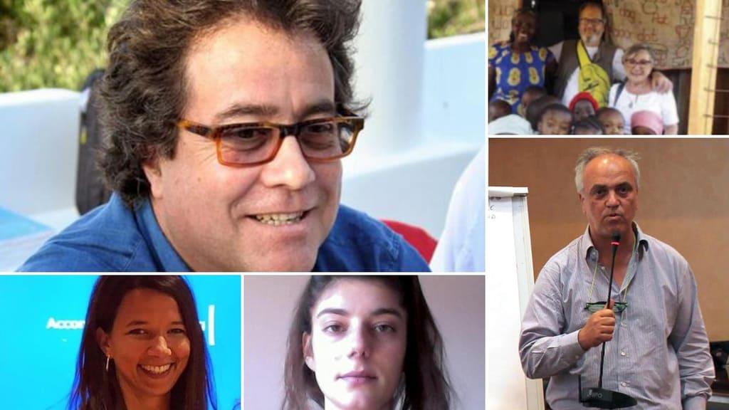 Sebastiano Tusa e gli altri: le vittime italiane del disastro aereo