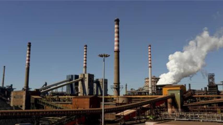 Impianto siderurgico Ilva di Taranto