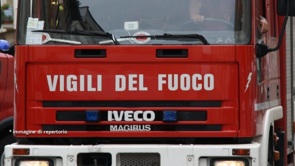 Violenta esplosione in un villino a Frascati