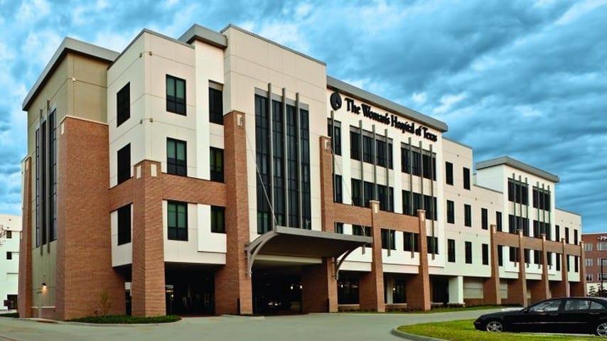 Il Woman's Hospital di Houston, dove la donna ha partorito i 6 bambini