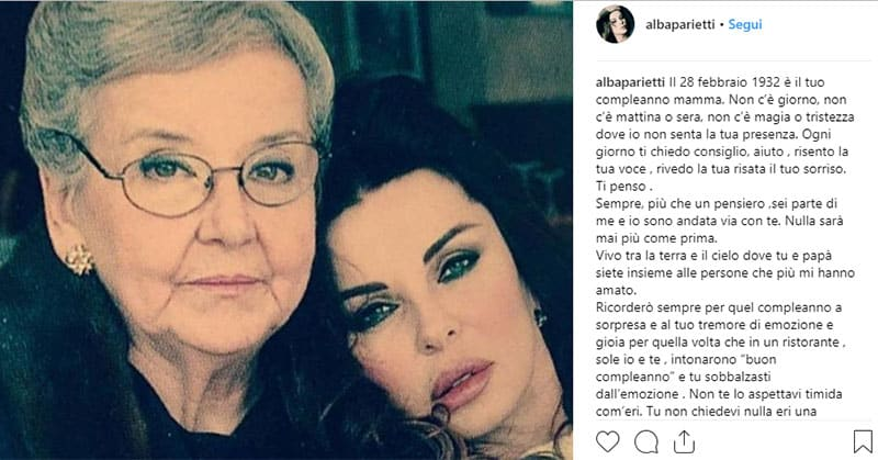 alba-parietti-madre-instagram
