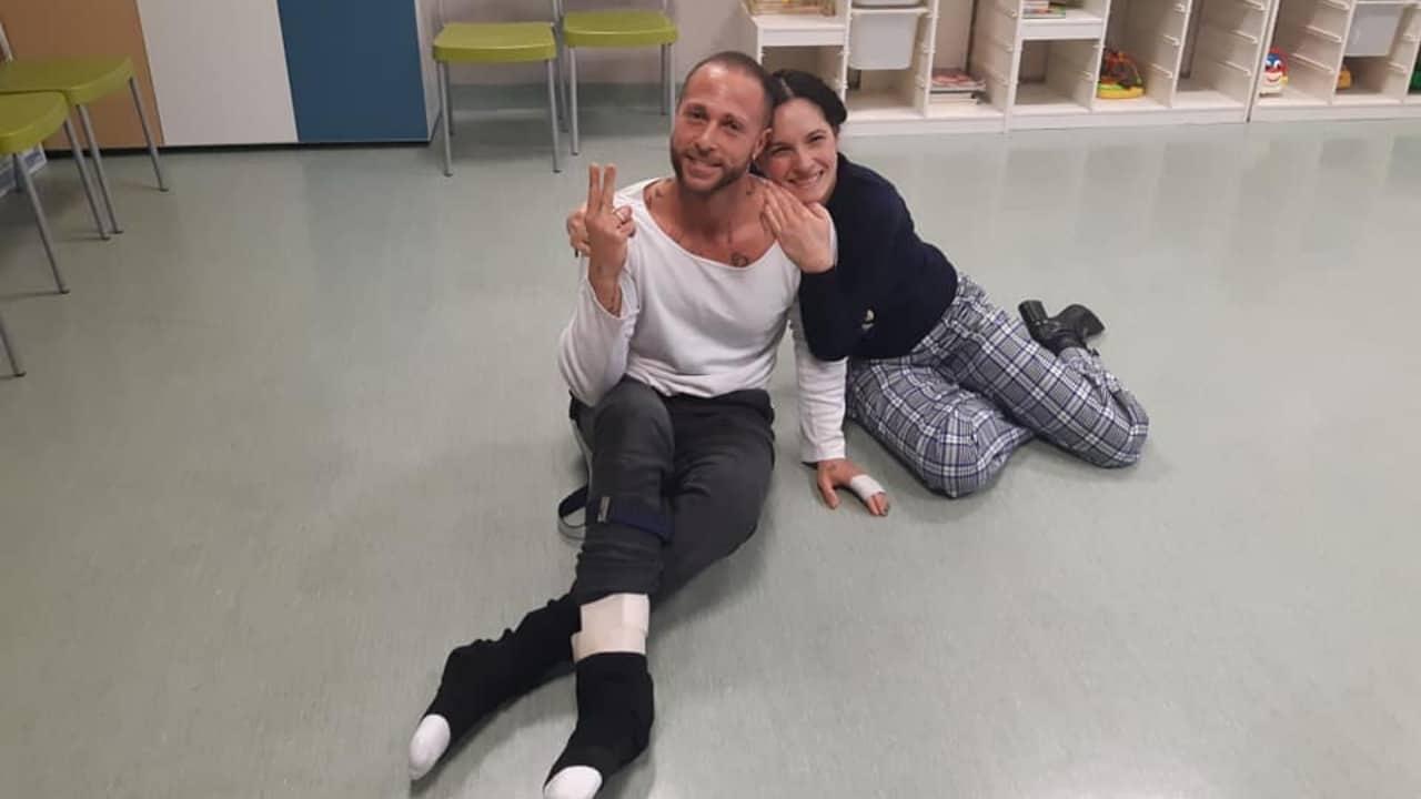 L'ex ballerino di Amici, Ivan Cottini, ha ballato in ospedale per i pazienti: una bimba in coma si è svegliata