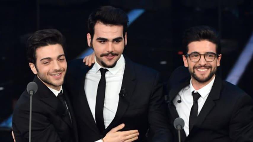 Ignazio Boschetto, Gianluca Ginoble e Piero Barone