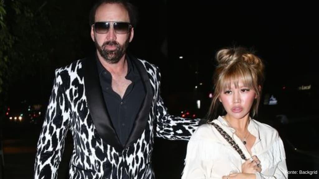 Matrimonio Nicolas Cage e Erika Koike