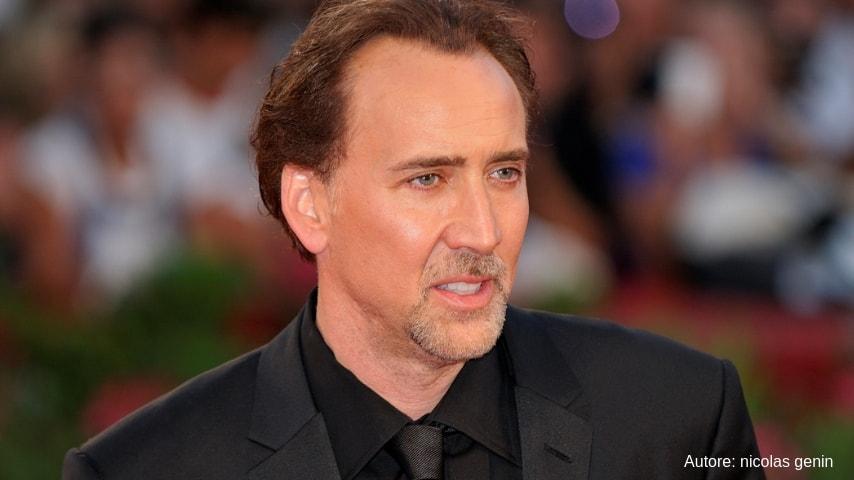 Nicolas Cage vuole annullare il suo matrimonio