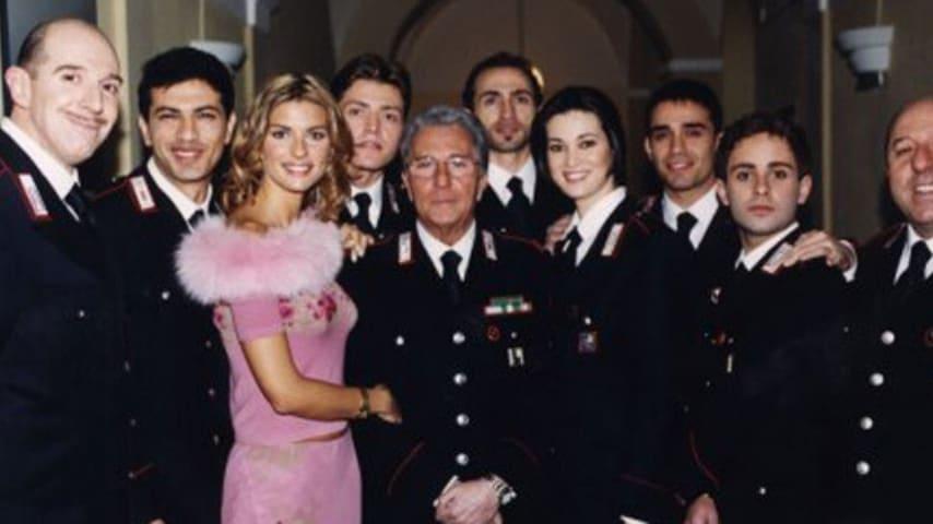 carabinieri cast