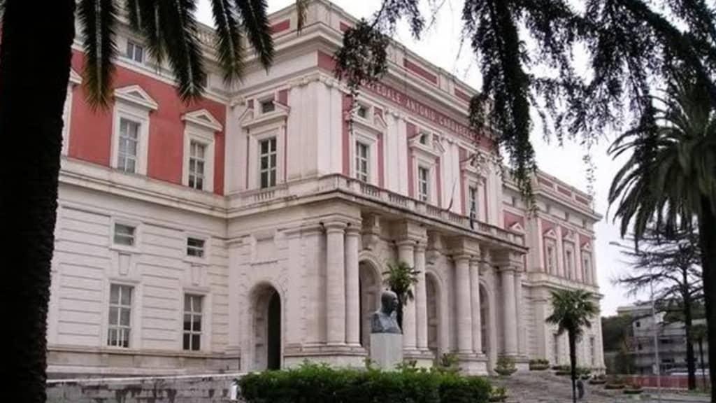 L'ospedale Cardarelli di Napoli. Foto: AORN Cardarelli