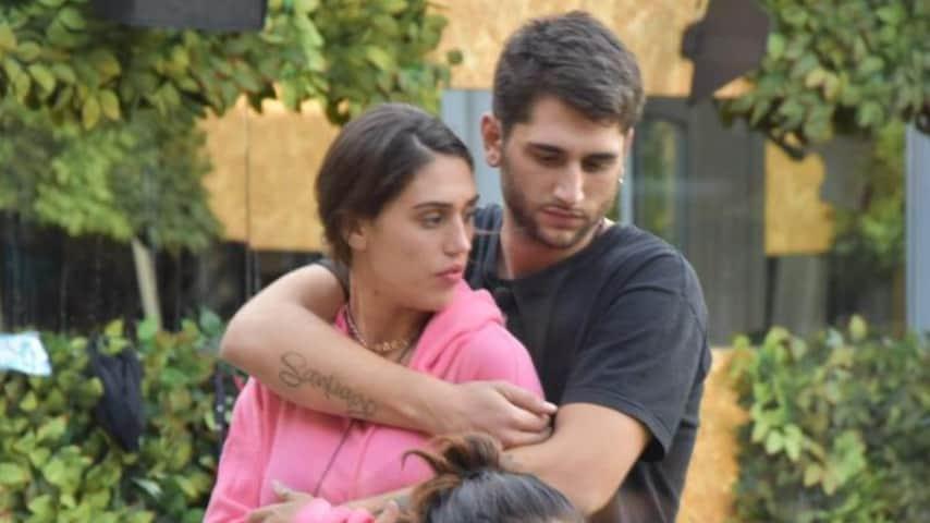 Cecilia e Jeremias Rodriguez al Gf Vip