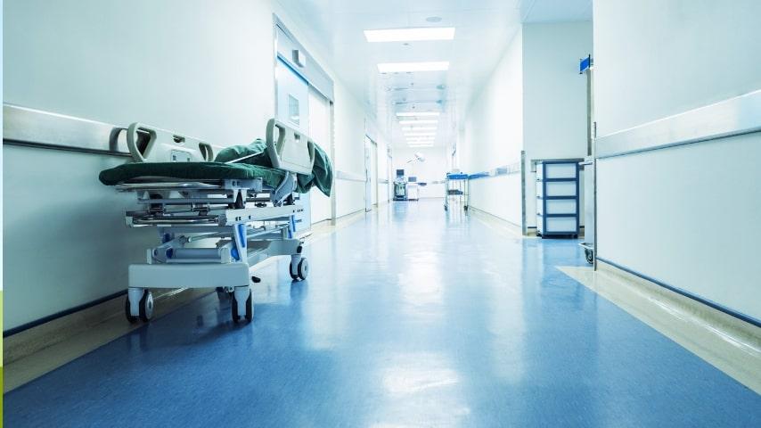corsia ospedale fegato