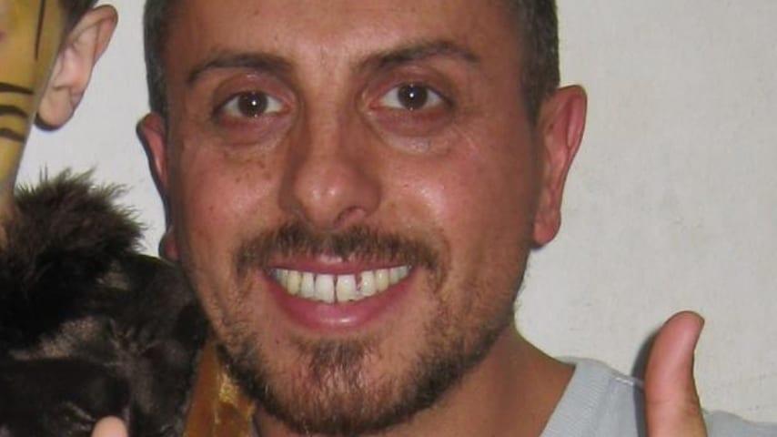 Gianluca Romagnoli, il 43enne ucciso dal proprio cane. Foto: Facebook