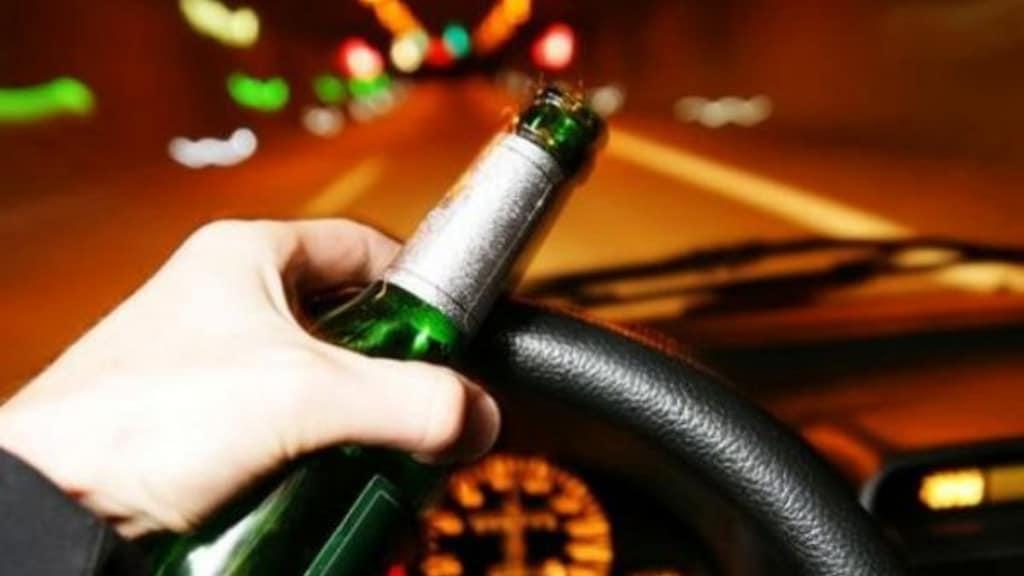 guida volante ubriaco