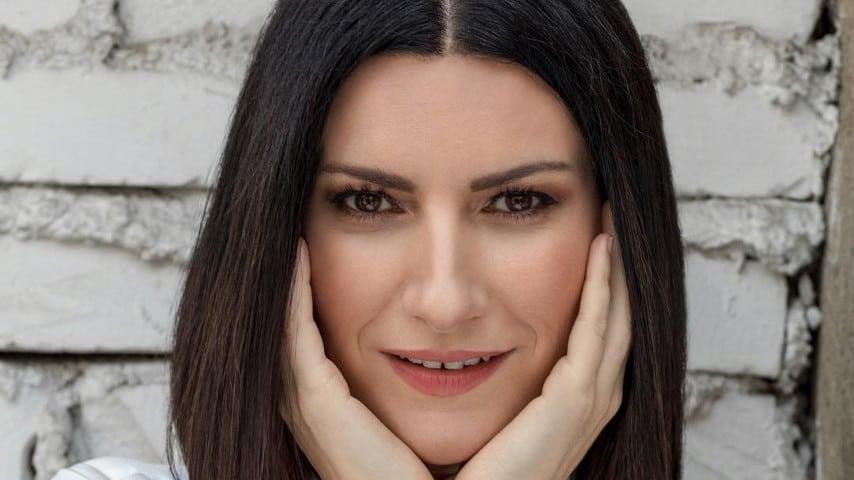 Laura Pausini in un suo scatto su Instagram
