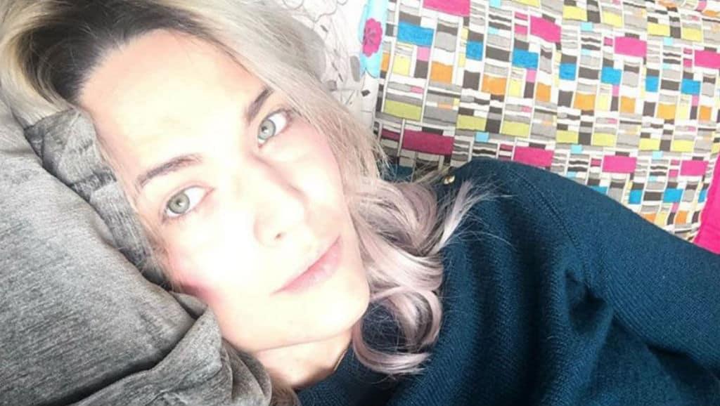 Laura Chiatti, primo piano su Instagram