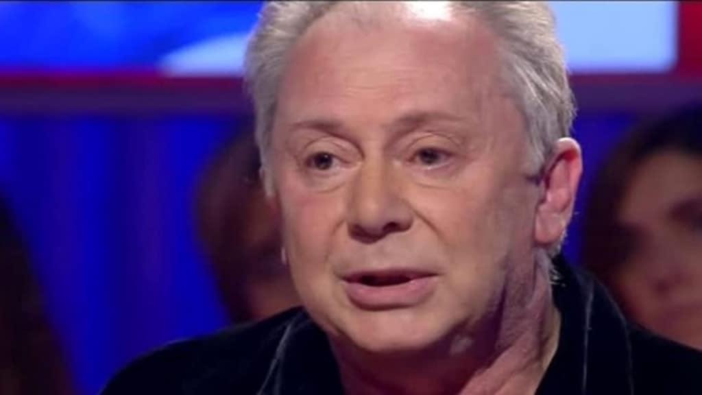 Lele Mora in un'intervista in televisione di novembre