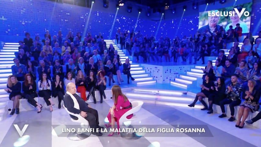 Lino Banfi a Verissimo