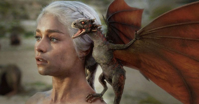 madre dei draghi