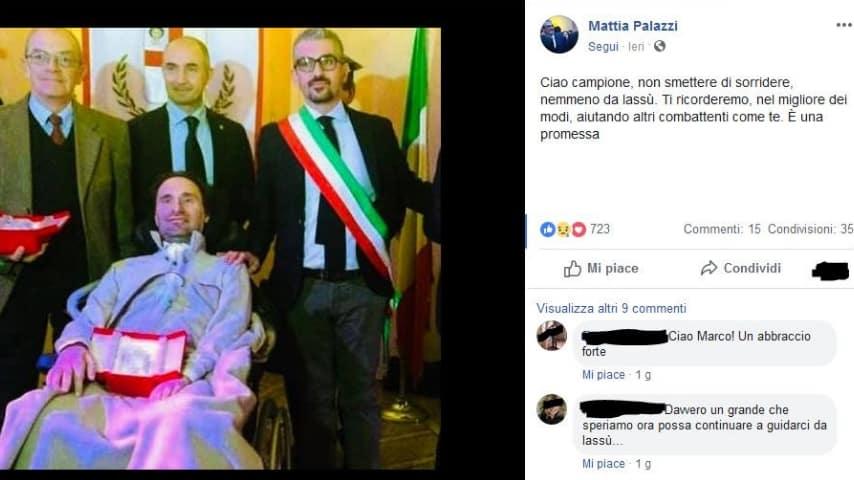 Marco Sguaitzer è morto