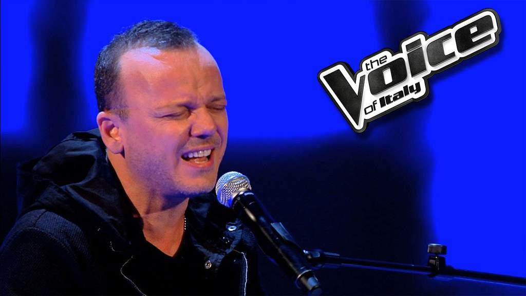 Gigi d'Alessio coach a The Voice