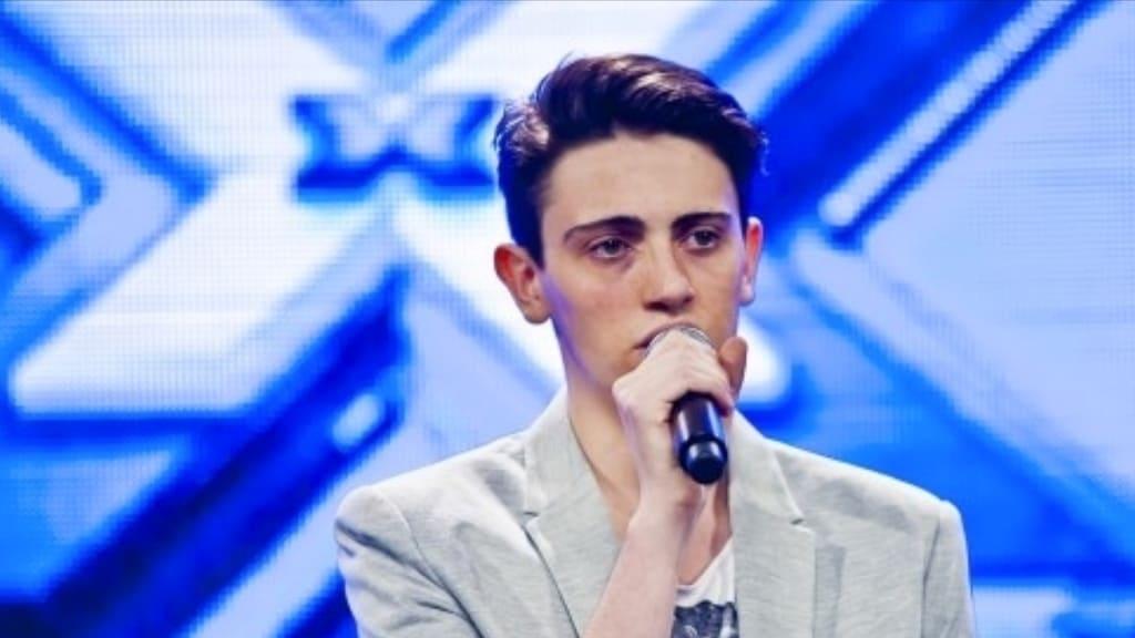 Michele Bravi a X Factor