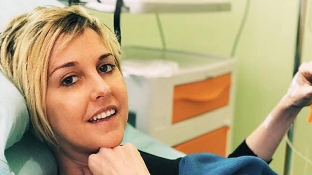Nadia Toffa di nuovo in tincea: ricomincia la sua lotta