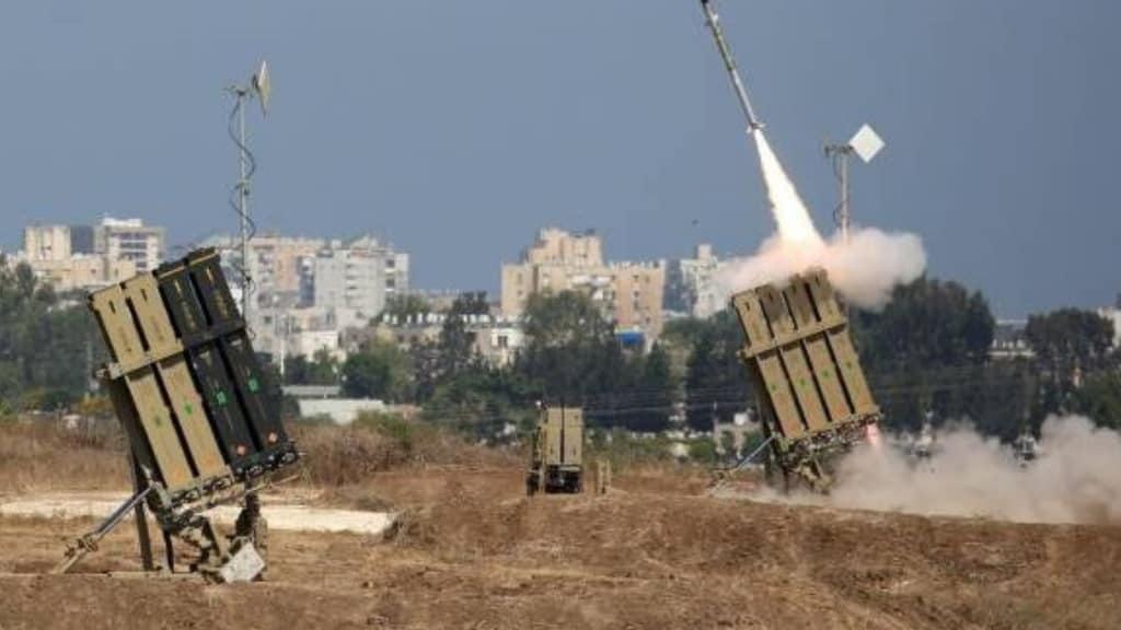 paura in israele: sganciati missili su tel aviv