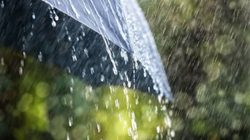 pioggia marzo