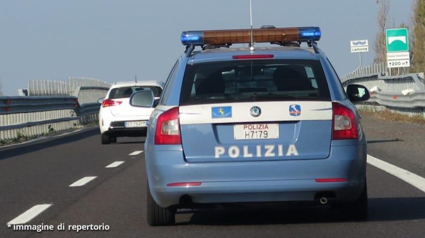 Polizia. Immagine di repertorio