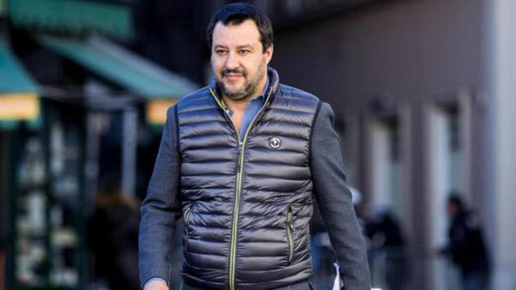 Matteo Salvini. Foto: Facebook