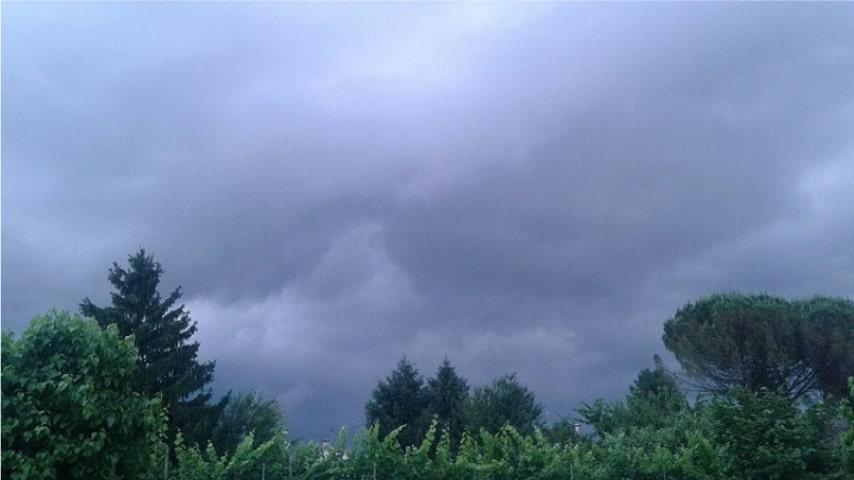 Nubi e temporali