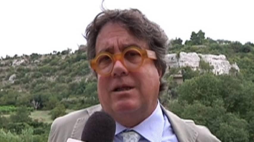 Sebastiano Tusa aereo