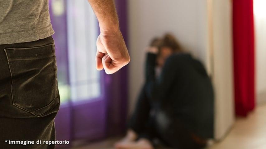 Violenza contro le donne. Immagine di repertorioViolenza contro le donne. Immagine di repertorio