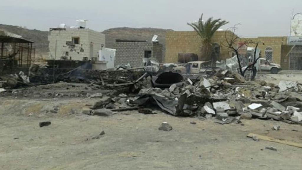 yemen attacco