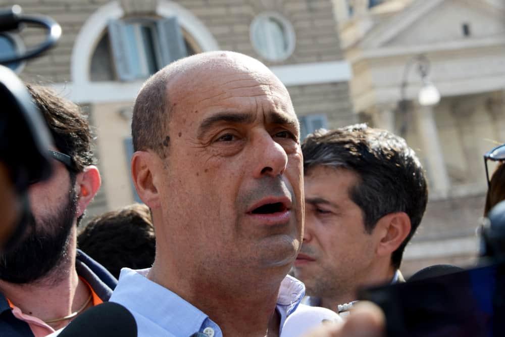 L'Espresso rivela che Zingaretti è stato indagato per finanziamenti illeciti