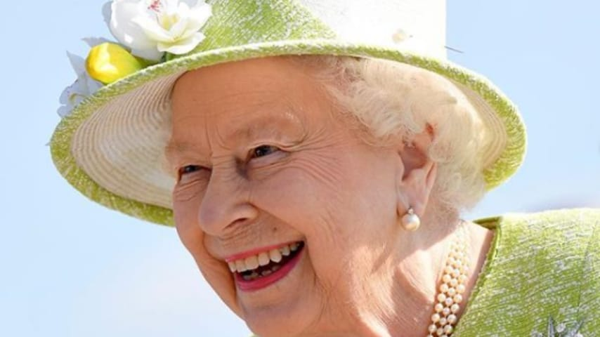 A 93 anni, la Regina Elisabetta II d'Inghilterra è la donna più ricca del mondo. Immagine: The Royal Family/Instagram