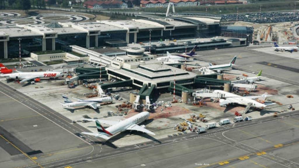 Aeroporto Malpensa (Fonte Ansa) (1)