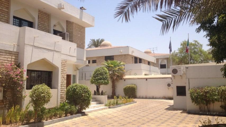 Ambasciata italiana Abu Dhabi. Fonte: Sito Ambasciata d'Italia Abu Dhabi